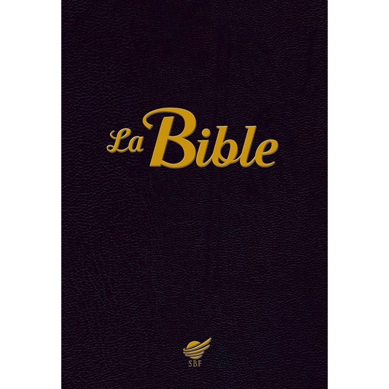 couverture de bible